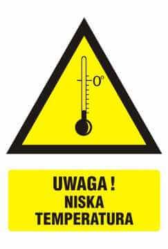 Ostrzeżenie przed niskimi temperaturami 2