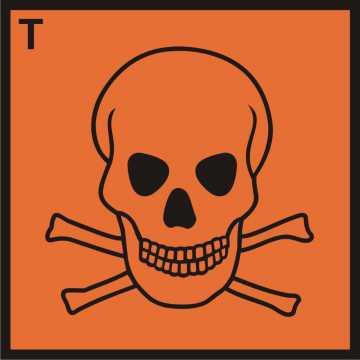 Substancja toksyczna (T)