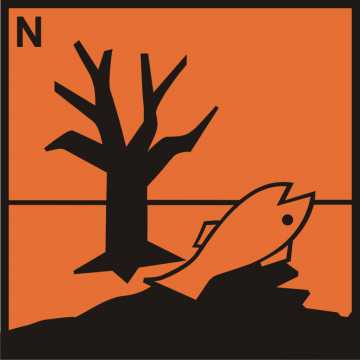 Substancja niebezpieczna dla środowiska (N)