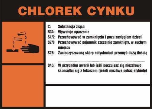 Chlorek cynku