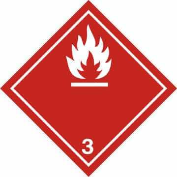 Materiały ciekłe zapalne 2