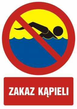 Zakaz kąpieli 2