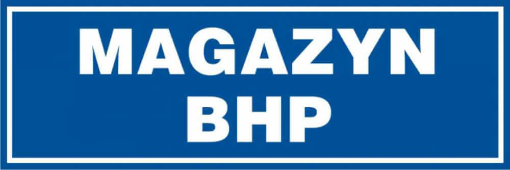 Magazyn BHP