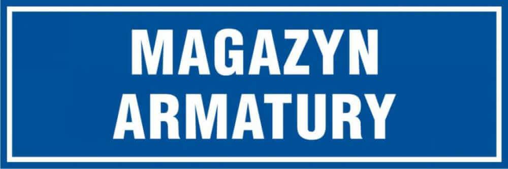 Magazyn armatury