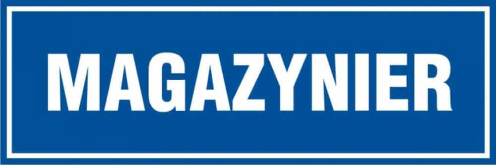 Magazynier