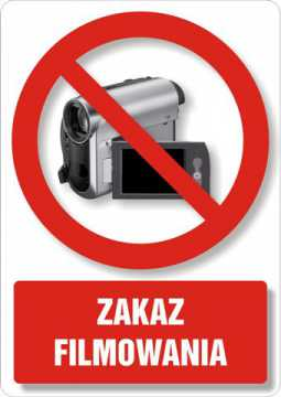 Zakaz filmowania 2