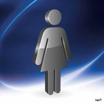 Toaleta damska