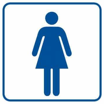 Toaleta damska 2