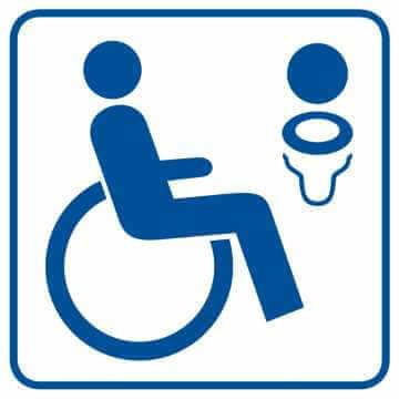 Toaleta dla inwalidów 2
