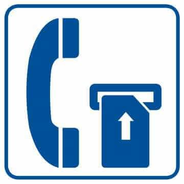 Telefon na kartę magnetyczną