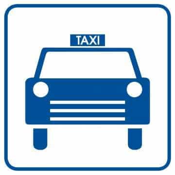 Postój taksówek