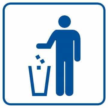 Kosz na odpadki