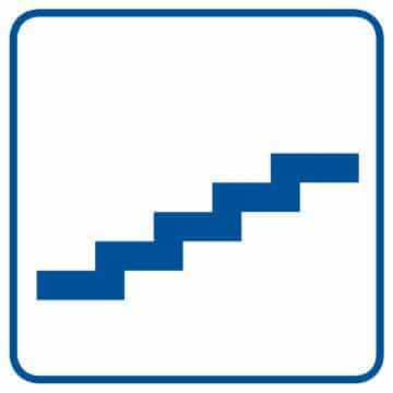 Schody na dół