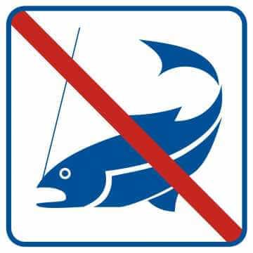 Zakaz łowienia ryb 2