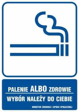 Palenie albo zdrowie. Wybór należy do ciebie