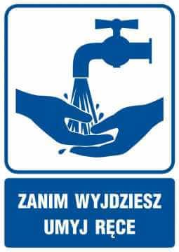 Zanim wyjdziesz umyj ręce 2