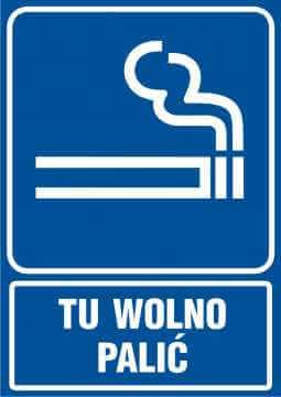 Tu wolno palić 3