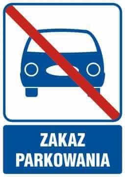 Zakaz parkowania 2