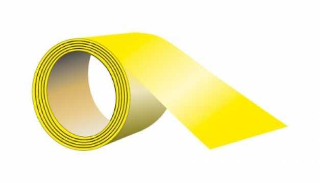 Taśma antypoślizgowa żółta